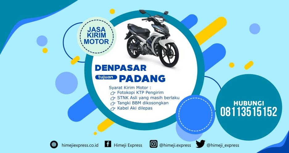 Jasa_Kirim_Motor_Denpasar_tujuan_Padang