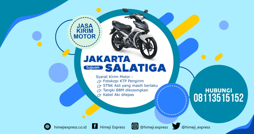 Jasa_Kirim_Motor_Jakarta_ke_Salatiga