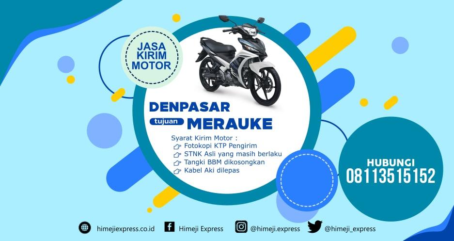 Jasa_Kirim_Motor_Denpasar_tujuan_Merauke